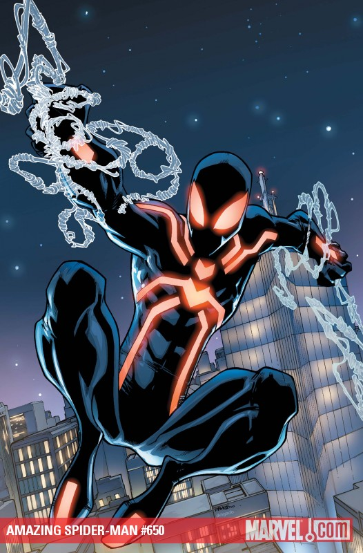 Amazing Spider-Man #650 Big Time – Comics Talk News and ...