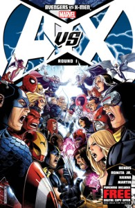 Avenger vs X-Men